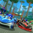 Sonic Racing sur Apple Arcade