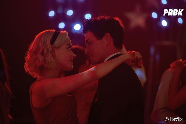 Les Nouvelles aventures de Sabrina saison 2 : Nick et Sabrina en couple