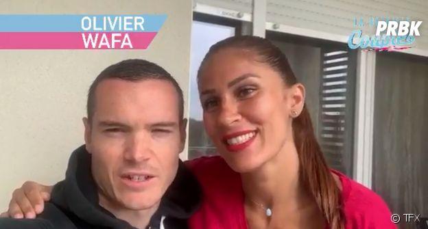 La Villa, la bataille des couples : Wafa & Olivier au casting
