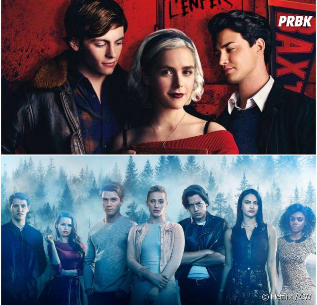 Les Nouvelles aventures de Sabrina saison 2 : aviez-vous remarqué le clin d'oeil à Riverdale ?