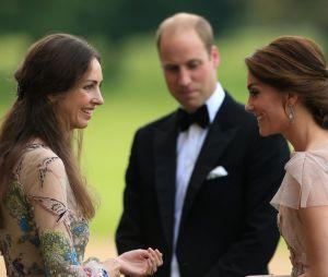 Le Prince William infidèle à Kate Middleton ? Voici Rose Hanbury, amie du couple, qui serait la maîtresse d'après les tabloïds.