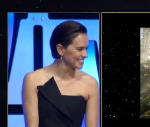 Star Wars 9 : un premier aperçu de Rey (Daisy Ridley) dévoilé lors du panel du film à la Star Wars Celebration