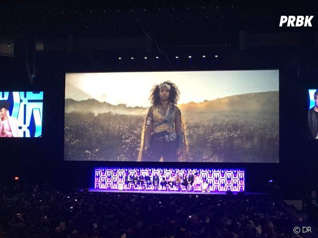 Star Wars 9 : un premier aperçu de Jannah, le personnage de Naomi Ackie, dévoilé lors du panel du film à la Star Wars Celebration