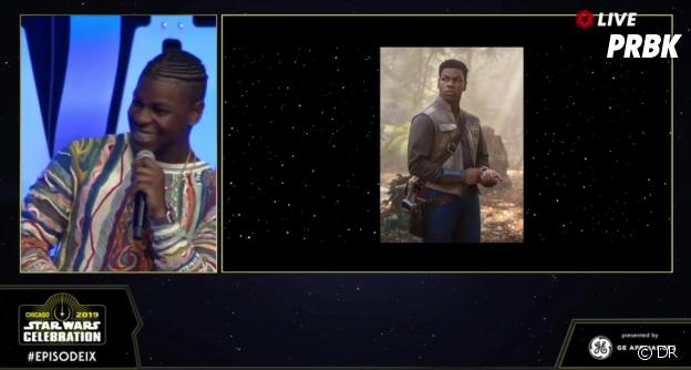 Star Wars 9 : un premier aperçu de Finn (John Boyega) dévoilé lors du panel du film à la Star Wars Celebration