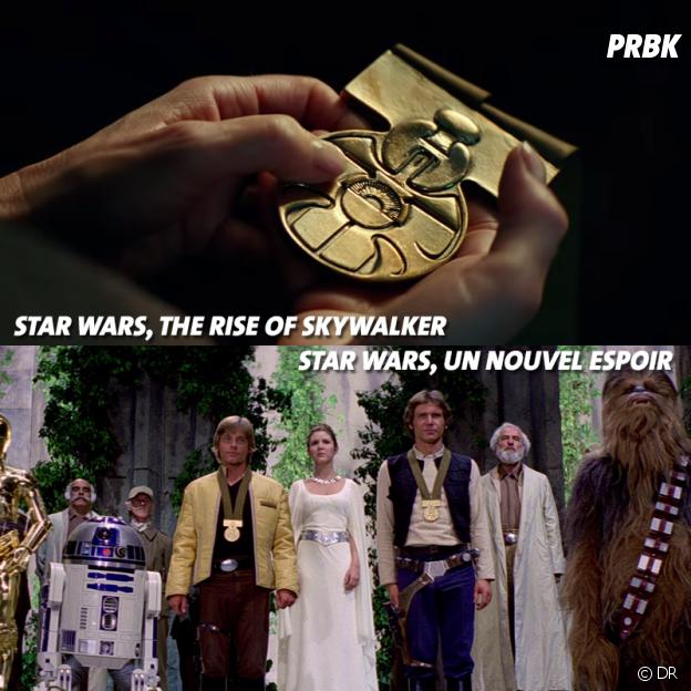 Star Wars 9 : la médaille est déjà connue