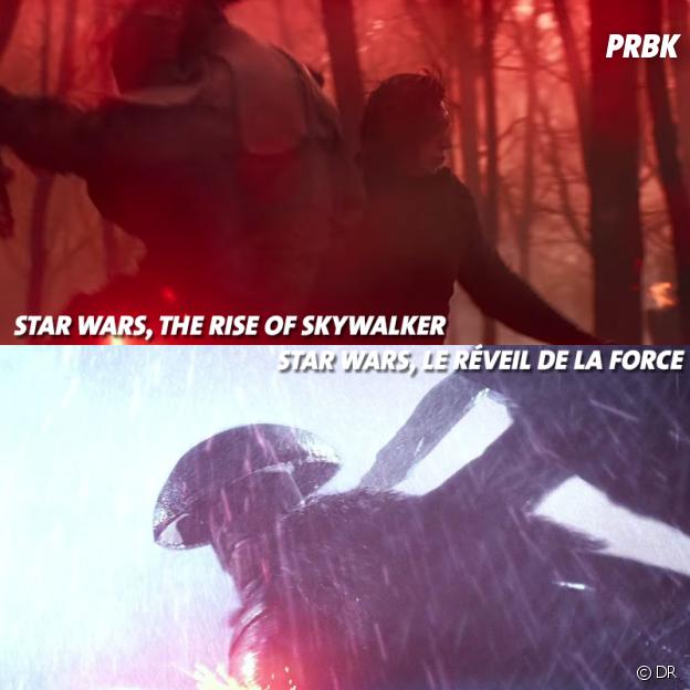 Star Wars 9 : qui Kylo Ren attaque-t-il ?