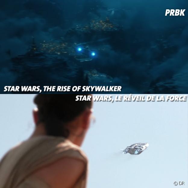 Star Wars 9 : un vaisseau qui nous dit quelque chose