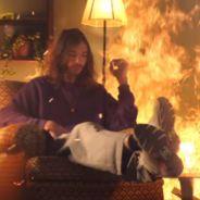 """Clip """"C'est pas grave"""" : Columbine balance son flow dans une fin du monde poétique"""
