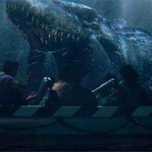 Jurassic World : une attraction géante avec les dinosaures débarque chez Universal Studios