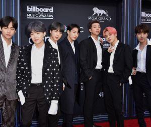 BTS aux Billboard Music Awards 2019