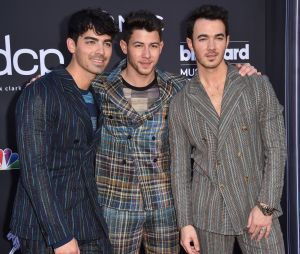 Les Jonas Brothers aux Billboard Music Awards 2019
