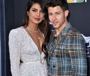 Nick Jonas et Priyanka Chopra aux Billboard Music Awards 2019