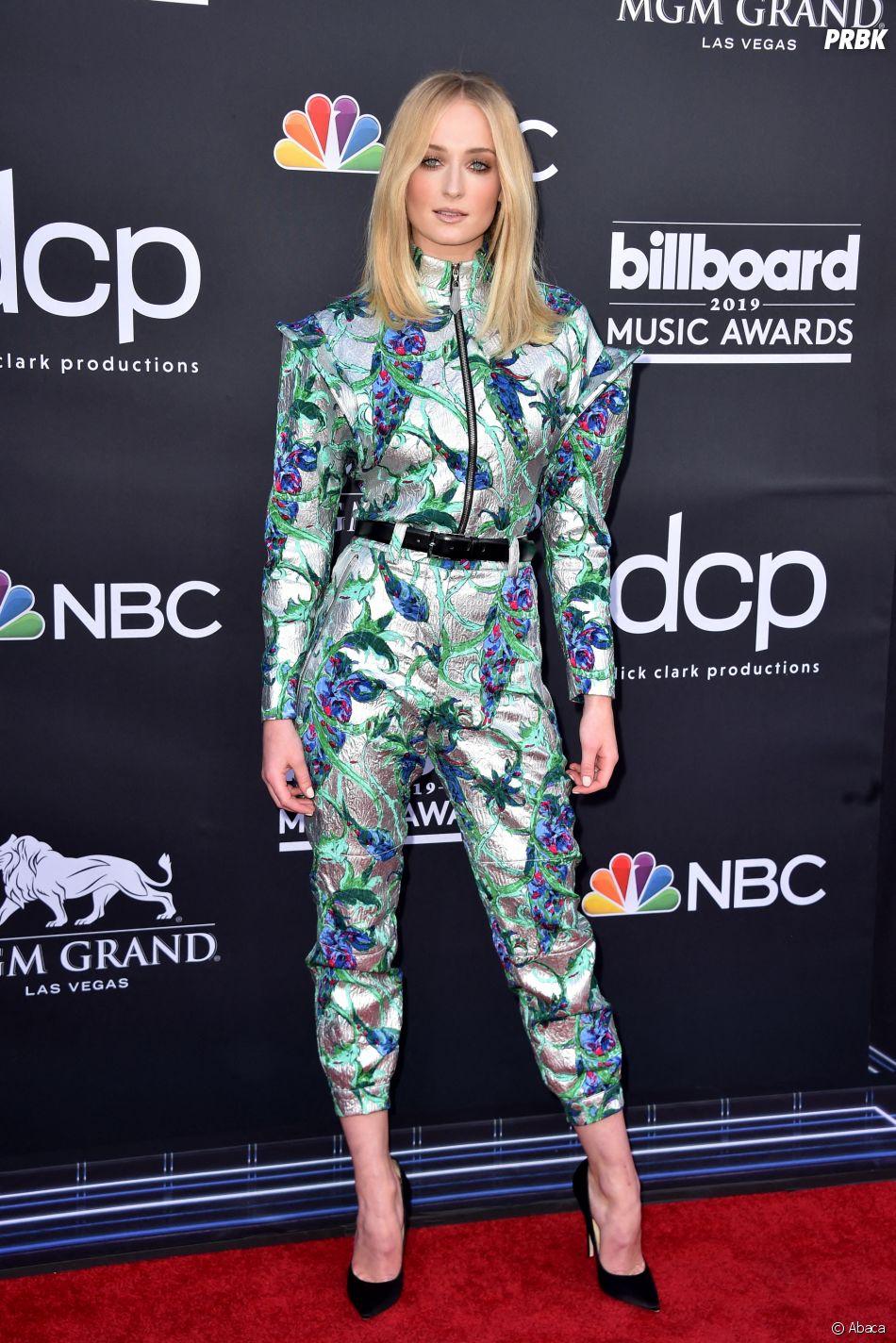 Sophie Turner aux Billboard Music Awards 2019