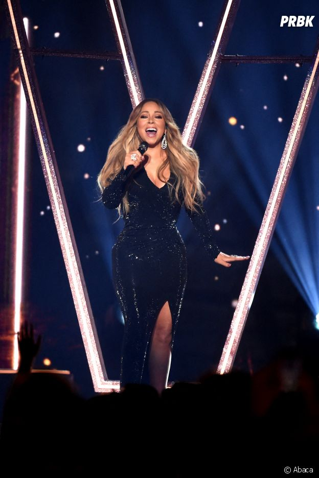Mariah Carey aux Billboard Music Awards 2019