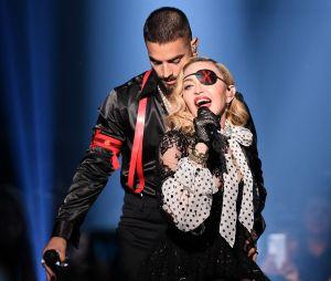 Madonna et Maluma aux Billboard Music Awards 2019