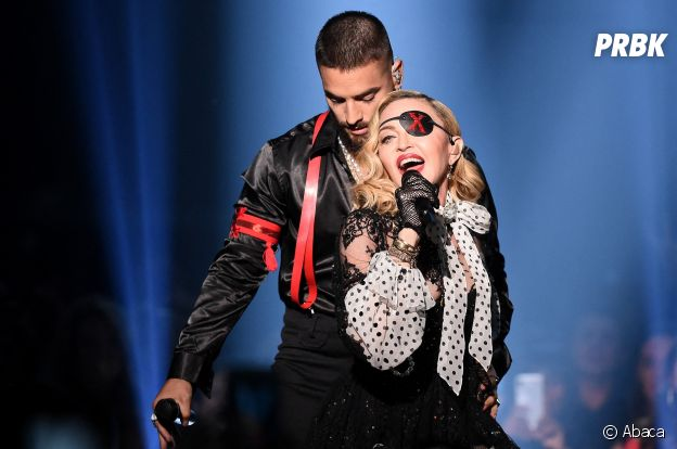 Madonna et Maluma aux Billboard Music Awards 2019
