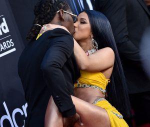 Cardi B et Offset (Migos) aux Billboard Music Awards 2019