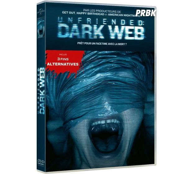 Unfriended - Dark Web en DVD et Blu-ray : éteignez vos PC, ce film va vous traumatiser