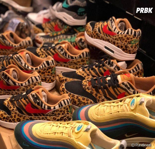 6e11fb346d370 Sneakers Event 2019   le paradis de la basket vous attend ce 12 mai ...