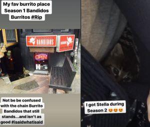 Shadowhunters saison 3 : la story Instagram de Alberto Rosende pour la fin de la série
