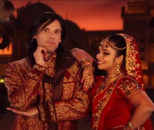 """Clip """"Dis moi"""" : Orelsan tente de reconquérir sa copine en mode Bollywood"""