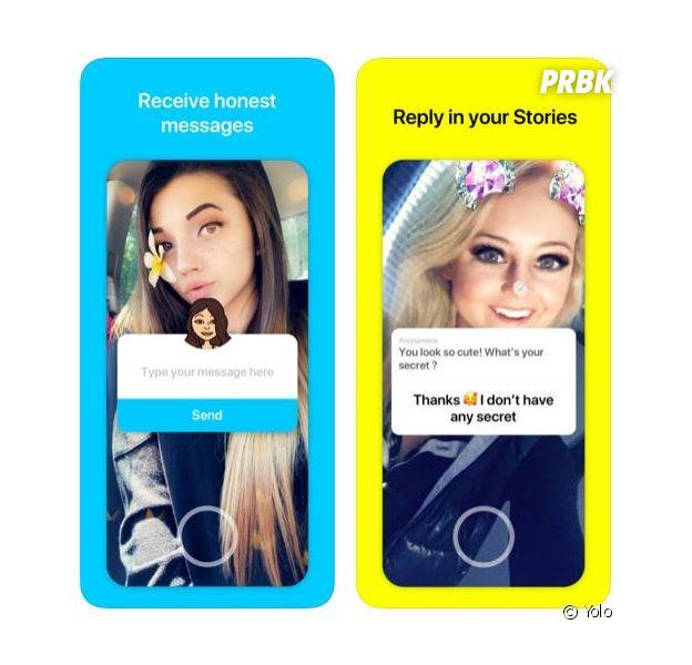 Yolo : l'appli de Snapchat est devenue numéro 1 aux USA, les ados en sont méga fans