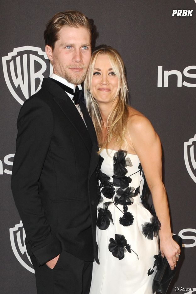 Kaley Cuoco et son mari Karl Cook
