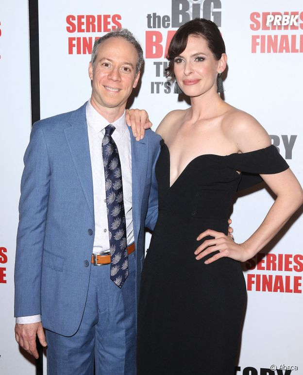 Kevin Sussman et sa compagne Whitney Rice