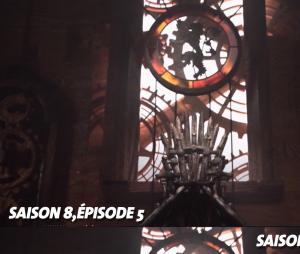 Game of Thrones : le générique modifié