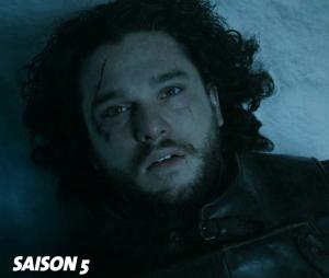 Game of Thrones : des plans similaires entre la mort de Jon Snow et celle de Daenerys