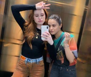 Camila Mendes, Madelaine Petsch... Les stars Riverdale sont à Paris