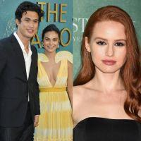 Camila Mendes, Charles Melton, Madelaine Petsch... Les stars de Riverdale s'éclatent à Paris