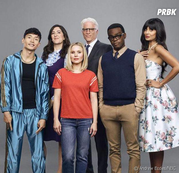 The Good Place : la saison 4 annoncée comme la dernière, les internautes tristes