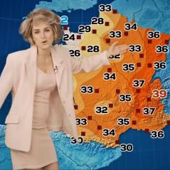 Canicule : la météo version honnête (et ses conséquences) d'Alison Wheeler dans Quotidien