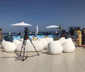 Fun Radio en direct de l'Ushuaia Ibiza Beach Hotel