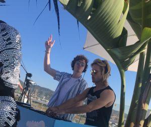Ofenbach en direct de Ibiza sur Fun Radio