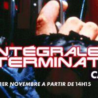 L'intégrale Terminator ... sur Canal Plus le lundi 1er novembre 2010