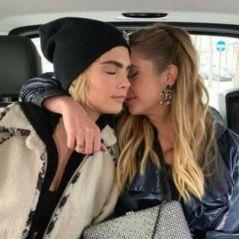 Ashley Benson et Cara Delevingne fiancées ? Des proches démentent