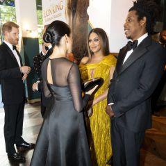 Beyonce et Jay-Z rencontrent Meghan Markle et Harry, la réaction du rappeur amuse la toile