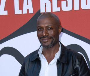 La Casa de papel saison 3 : Harry Roselmack sur le red carpet de l'avant-première à Paris