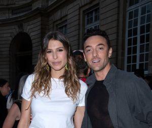 La Casa de papel saison 3 :Laury Thilleman et Maxime Dereymez à l'avant-première à Paris