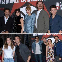 La Casa de Papel saison 3 : Ursula Corbero, Jaime Lorente et les stars à Paris pour l'avant-première
