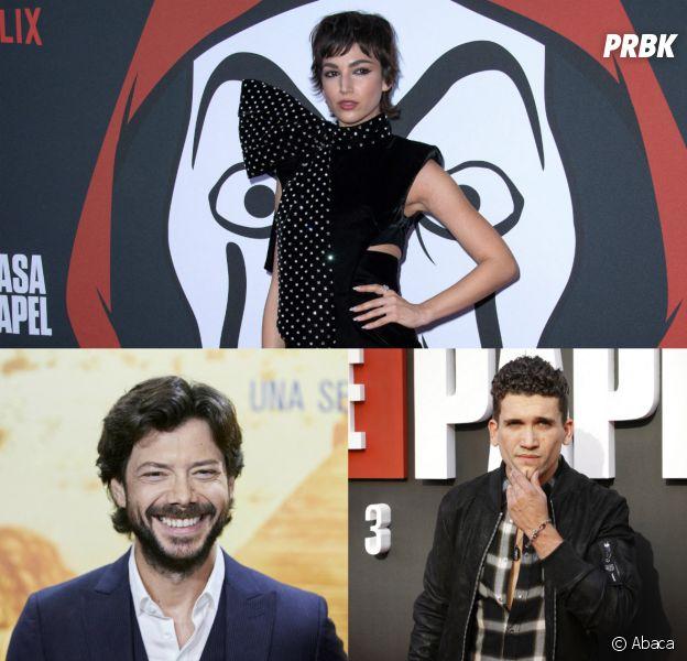 Ursula Corbero, Alvaro Morte... avec qui les acteurs de La Casa de Papel sont-ils en couple ?