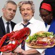 Homard, Kebab ou les deux... le quiz qui va plaire à François De Rugy et Sibeth Ndiaye