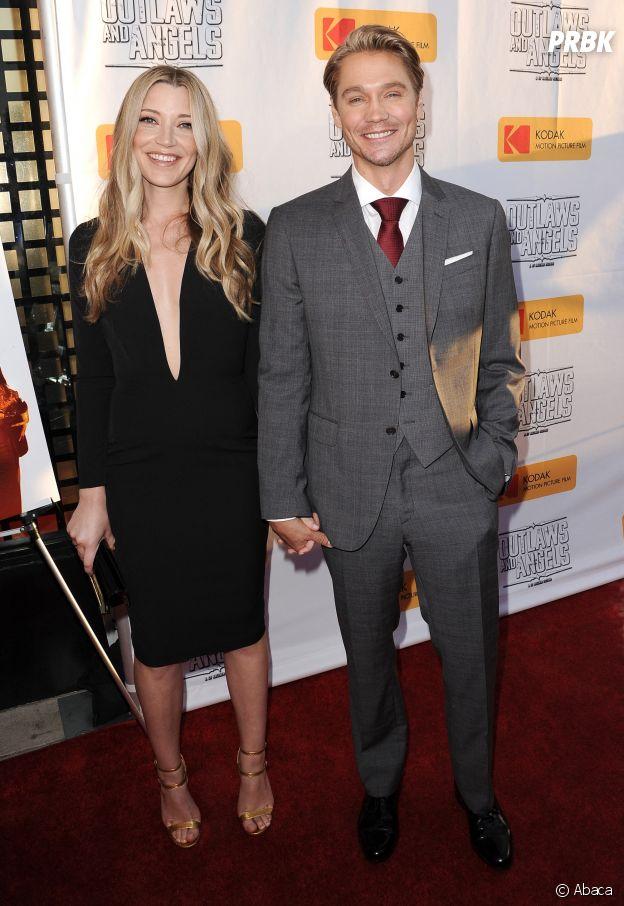 Chad Michael Murray et sa femme Sarah Roemer