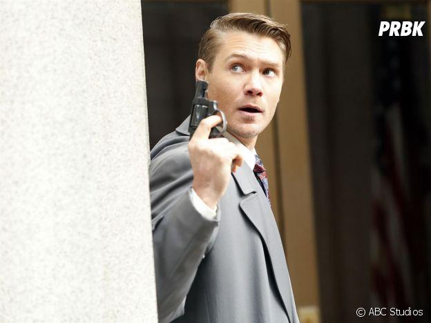 Chad Michael Murray dans Agent Carter