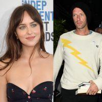 Dakota Johnson et Chris Martin de nouveau en couple : ils s'affichent complices à la plage
