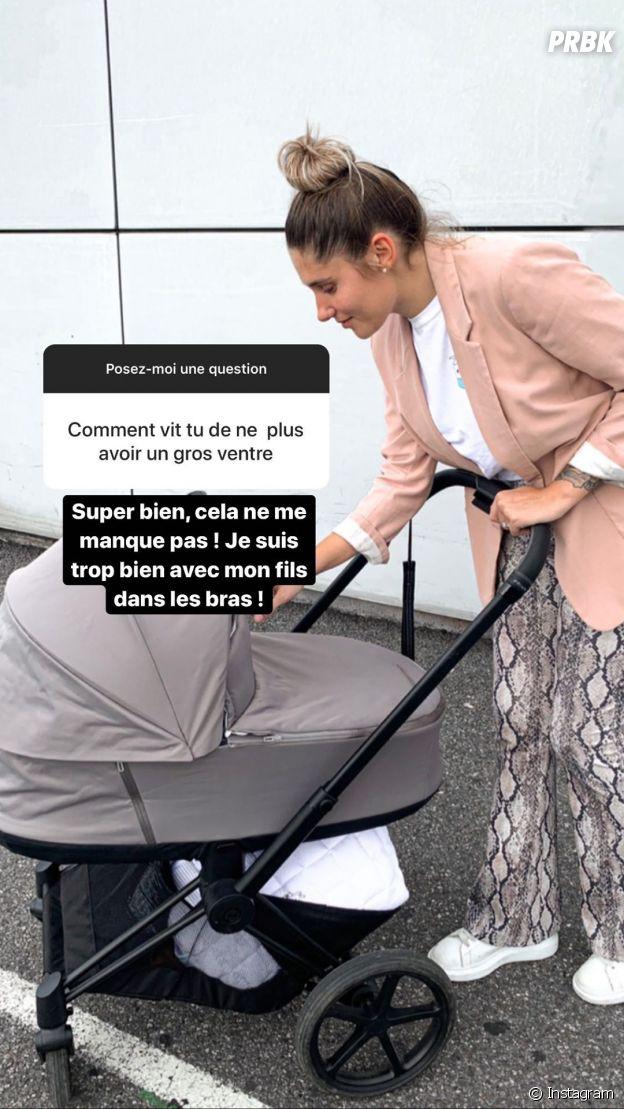 Jesta maman : la femme de Benoît se confie sur sa perte de poids
