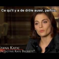 Castle saison 1 en DVD ... l'interview des acteurs (vidéo)