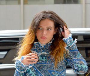 Bella Thorne revient sur les agressions sexuelles de son enfance et sa souffrance
